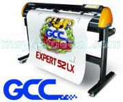 Máy cắt decal GCC Expert 52 LX cắt bế tem nhãn